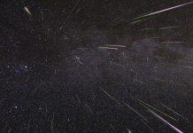 Chuvas de meteoros poderão ser vistas a olho nu em Joinville