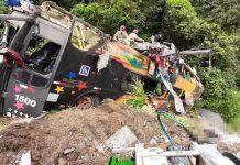 Pará irá fretar avião para transportar corpos de vítimas do acidente na BR-376
