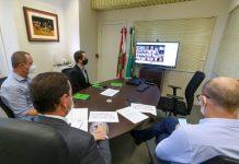Governo de SC anuncia novo decreto de enfrentamento à Covid-19