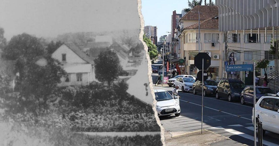 fotos antigas joinville rua do principe