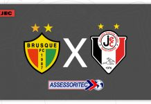 Brusque x Joinville tempo real minuto a minuto lance a lance catarinense