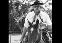 Morre, aos 83 anos, Tito Harger, fundador do CTG Chaparral