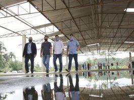 Vereadores de Joinville buscam solução para abandono da Ceasa