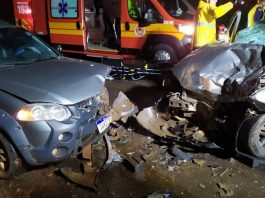 colisão frontal deixa quatro mortos em rodovia do oeste