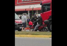 Ciclista morre em acidente no bairro Itinga, em Joinville