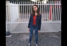 jovem vitima acidente Isadora Martins