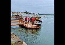 Homem morre afogado após embarcação afundar em Barra do Sul